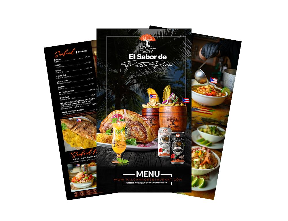 menu png pic